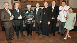 2013 Alumni Award recipients