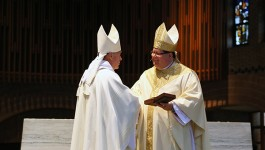 Gerald Cyprien Cardinal Lacroix, I.S.P.X., Cardinal Archbishop of Quebec City and Primate of Canada,