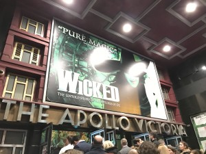 Wicked, the Musical, London