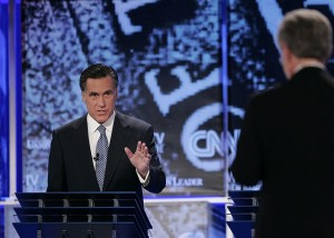 Mitt Romney at 2007 Republican Debate